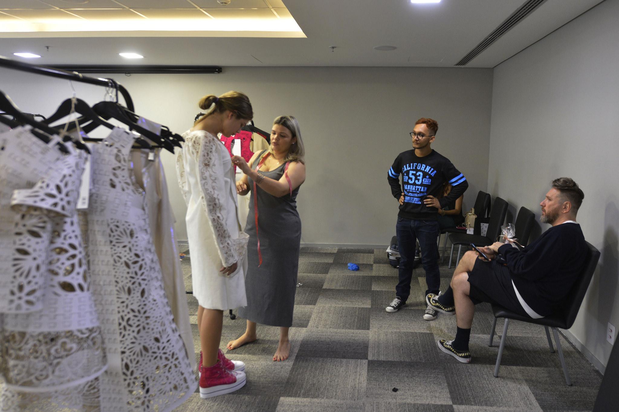 Senai Brasil Fashion - backstage - ModaNews (3)